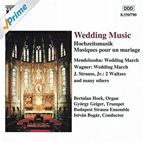 Amazon Lohengrin Lohengrin Act III Wedding March Arr For Organ Bertalan Hock MP3