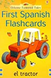 First Spanish Flashcards (Farmyard Tales) (Spanish and English Edition)