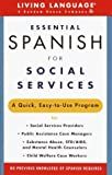 img - for Essential Spanish for Social Services book / textbook / text book