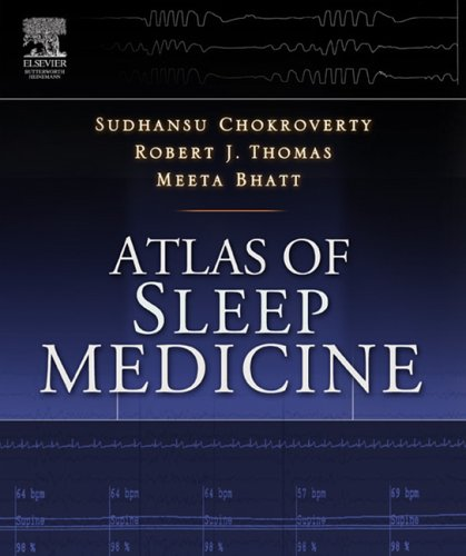 Atlas of Sleep Medicine: Expert Consult - Online and Print, 1e