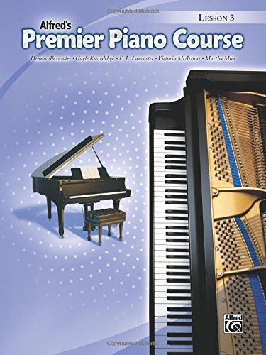 Premier Piano Course Lesson Book, Bk 3 - El Arte Musical Music