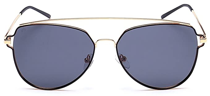 "e9c0fc0ba6c PRIVÉ REVAUX ""The Celebrity"" Handcrafted Designer Polarized Aviator  Sunglasses For Women   Men"