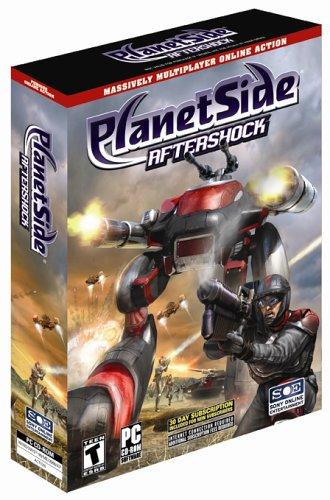 Planetside Aftershock (輸入版) B0002WRSJ2