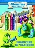 Monsters in Training, Rh Disney Staff, 0736430423