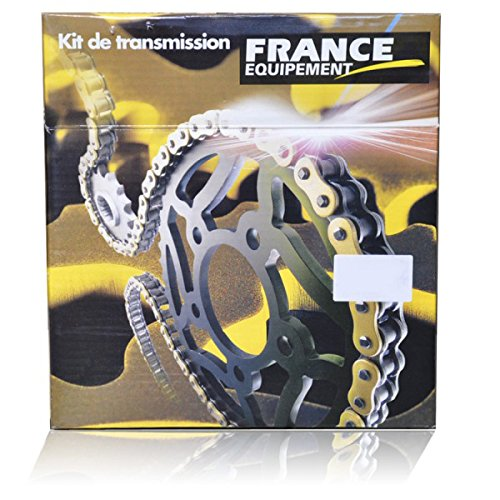 Kit cadena xwring Super renforcee RK Honda CBF 600/2004/ /2006/15/x 43/acero