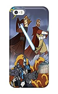 Hot Style HbOTvOC10059NXpAG Protective Case Cover For Iphone5/5s(star Wars Tv Show Entertainment)(3D PC Soft Case)