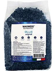 Waxness Professional Premium Hard Wax Beads Blue Original 2.2 Pounds