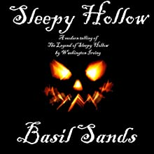 Sleepy Hollow Audiobook by Washington Irving, Basil Sands Narrated by Basil Sands