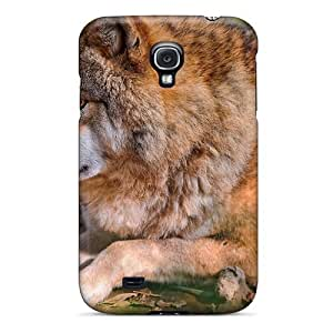 Snap-on Case Designed For Galaxy S4- The Beauty Of Wolves