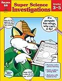 Super Science Investigations, The Mailbox Books Staff, 1562345931