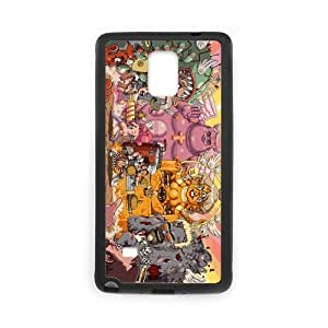 Animation Series Fashion Front Cover Design For Samsung Galaxy Note4 N9100 Sale Online (4)