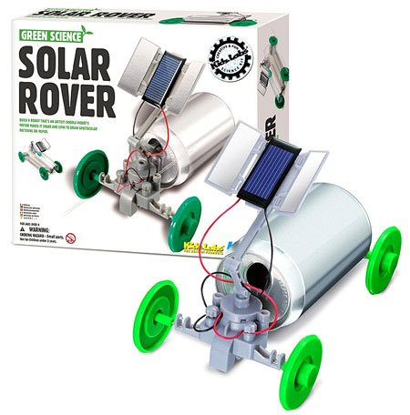 4M Solar Rover, Teaching Toys, 2017 Christmas Toys