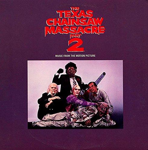 Pt Saw (texas chainsaw massacre pt. 2 LP)