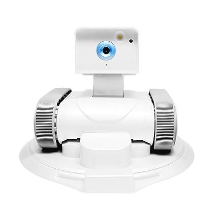 Varram VAAPPBOT01 Robot inalámbrico con cámara de Seguridad Appbot Link