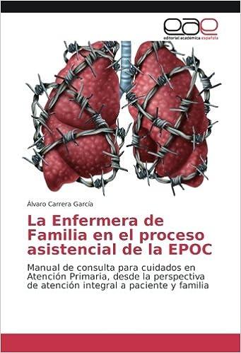 La Enfermera de Familia en el proceso asistencial de la EPOC: Manual de consulta para cuidados en Atención Primaria, desde la perspectiva de atención integral a paciente y familia