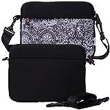 Best RCA Tablet For Children - Comfort Black/Paisley College Bag W/Shoulder Strap fits RCA Review