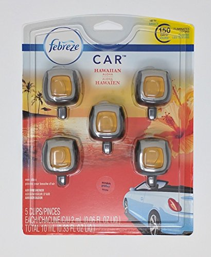 How to find the best febreze gain car vent clips for 2020?