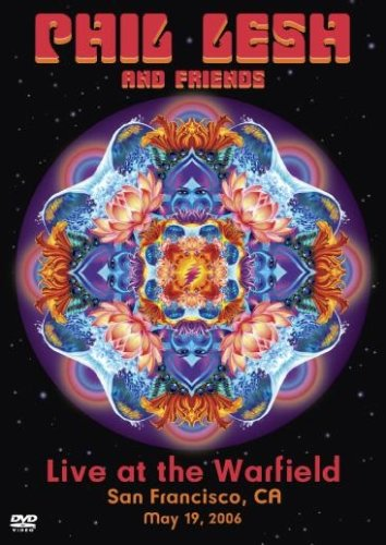 Phil Lesh & Friends - Live at the Warfield Theater by LESH,PHIL & FRIENDS