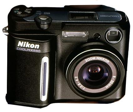 Nikon Coolpix 880 3 2MP Digital Camera w/ 2 5x Optical Zoom