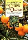 Culture des citrons et orangers par Douat