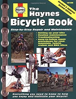 bicycle repair manual chris sidwells 9781465404077 amazon com books rh amazon com mountain bicycle repair manual trek mountain bike repair manual
