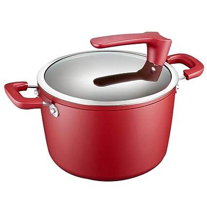 Ollas para pasta Olla de sopa olla de leche caliente del hogar olla de sopa de