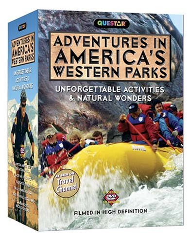 Adventures in America's Western Parks: Collector's Edition - Adventures in America's
