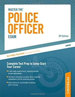 What kind of things will be on my written police recruit exam?