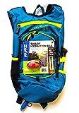 Zefal Active Cyclist Spot 2.0 Smart Hydration Bag Wtih Alloy Mini Pump