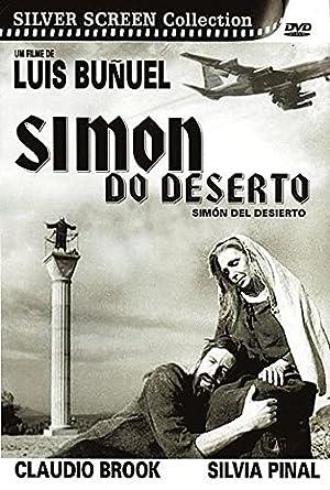 Amazon.com: Simon of the Desert, Simón Del Desierto, Simon of the Desert,  Simão Do Deserto, Simon Du Désert, Intolleranza, Simon Del Deserto, Simón  Del Desierto, Simon in Der Wüste / Region Free /