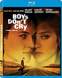 Amazon.com: Boys Don't Cry [Blu-ray]: Hilary Swank, Chloë ...