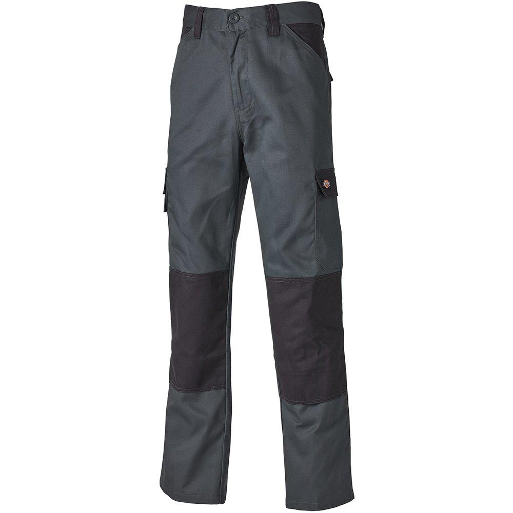 Black//Red Dickies ED24//7 24 Multicolor Pantalones de trabajo Hombre