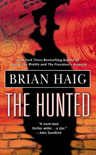 The Hunted Front Cover
