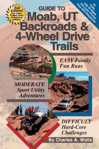 Guide to Moab, UT Backroads & 4-Wheel Drive Trails