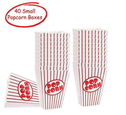 Movie Theater Small Popcorn Boxes