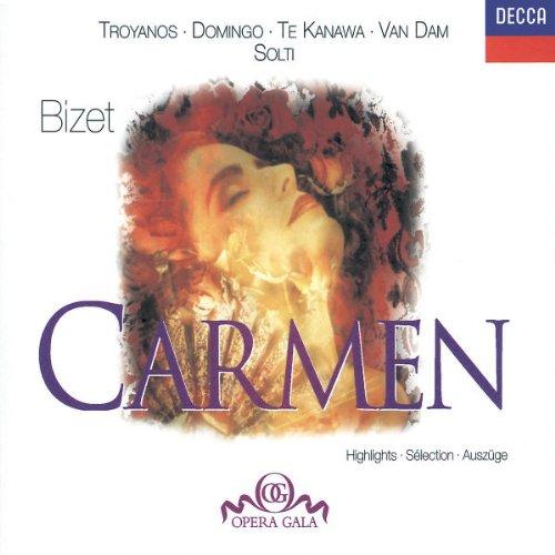Bizet: Max 84% OFF Carmen Highlights Troyanos Solti Domingo Detroit Mall