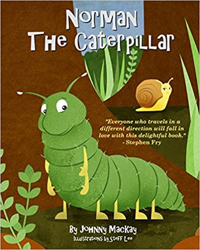 Book Norman the Caterpillar