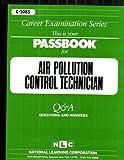 Air Pollution Control Technician, Jack Rudman, 0837310857