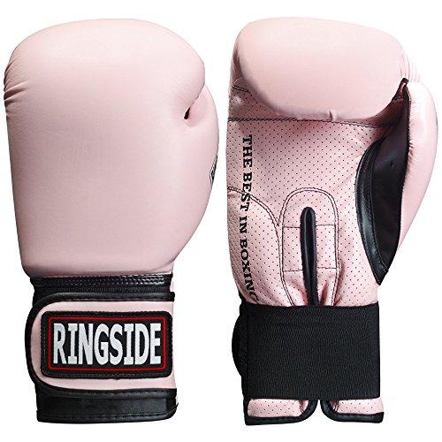 Ringside Extreme Fitness Boxing Gloves, Pink, Regular