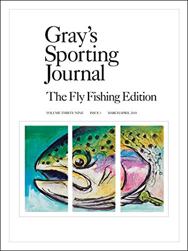 Gray's Sporting Journal - Magazine Subscription from MagazineLine (Save 29%)