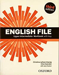 English File Upper-intermediate : Worbook with key