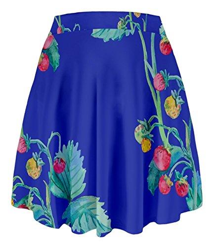 CowCow - Falda - para mujer Azul