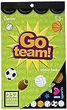 Darice 232-Piece, Go Team Themed Sticker Book