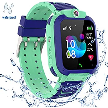 Amazon.com: Kids Phone Smartwatch with Games & MP3 Player ...