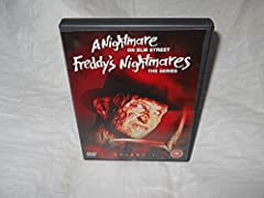 GET MONEY INCORPORATED PRESENTS FREDDY'S NIGHTMARES DVD REGION 2 ALL SALES ARE FINAL NO EXCHANGES NO RETURNS NO REFUNDS SAME DAY SHIPPING IF PURCHASED BEFORE 5 PM WE HAVE MORE THAN 300 DIFFERENT PRODUCTS FOR SALE