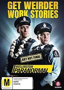 Wellington Paranormal (DVD) (ALL REGIONS) Jemaine Clement & Taika Waititi