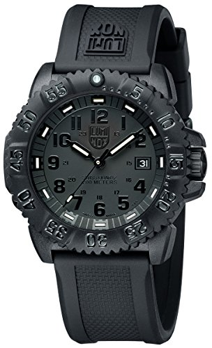 Luminox Evo Navy Seal Blackout Mens Watch 3051.BLACKOUT (Seal Black Clock Navy)
