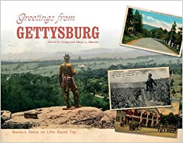 Image result for Greetings from Gettysburg