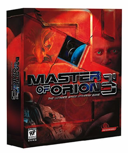 Master of Orion 3 - PC (Civilization Pc 3)
