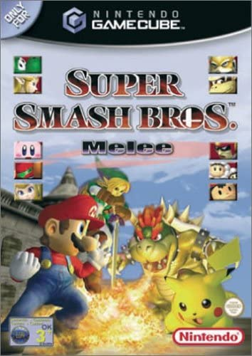 Super Smash Bros. ~ Melee ~: Amazon.es: Videojuegos
